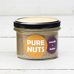 PURE NUTS mandle + kokos 200g